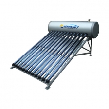 Compact Pressurized Galvanized Steel Solar Water Heater