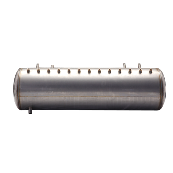 Compact Pressurized Galvanized Steel Solar Water Heater