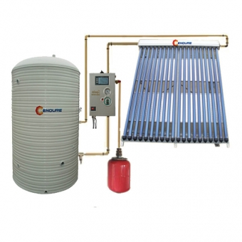 1000L-5000L Split solar water heater system for project