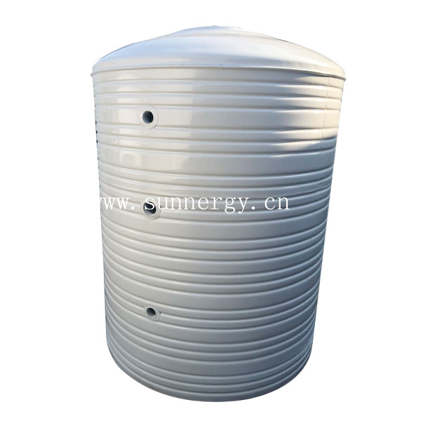 1000L-5000L Pressurized Solar Water Tank For Project